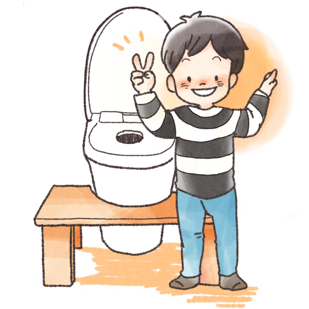 踏み台-幼児用トイレトレーニング potty